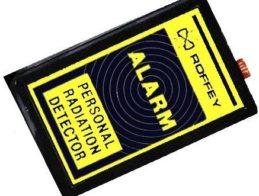 ROFFEY PERSONAL RADIATION MONITOR