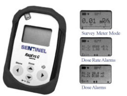 RADEYE G DIGITAL SURVEY METER-SENTINEL