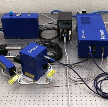 StressTech Prism Hole Drilling System