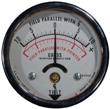 Annis Model 25 Magnetometer