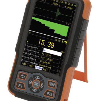 SIUI CTS-59 ULTRASONIC THROUGH COATING THICKNESS GAUGE