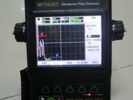 MITECH MFD620C PORTABLE ULTRASONIC FLAW DETECTOR