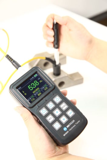 MITECH MH600 PORTABLE HARDNESS TESTER