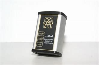 SM-4 RADIATION DOSE ALARM