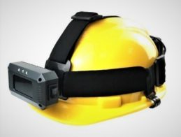UV Head Lamp for NDT