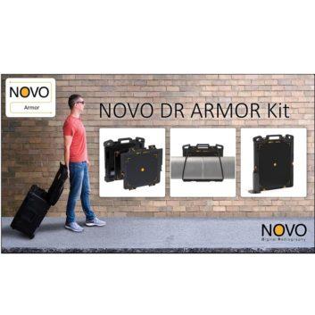 NOVO Armor for Portable Digital Radiography Systems