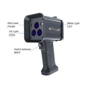 Handheld LED UV lamp-NDT MPI Testing
