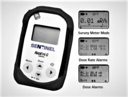 Radiographic Accessories, Digital Survey Meter