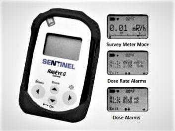Radiographic Accessories, Digital Survey Meter