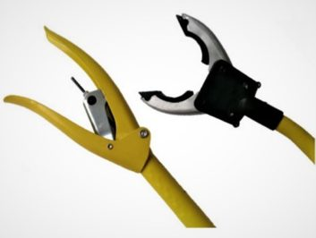 Isotope Handling Tongs