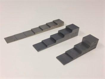 Step Wedge, Step block, Calibration block