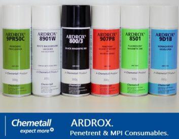 ARDROX MPI CONSUMABLES