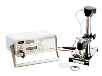 Measuring the thickness of electroplated coatings
