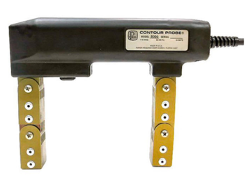 Electromagnet yoke for Magnetic Particle inspection (MPI)