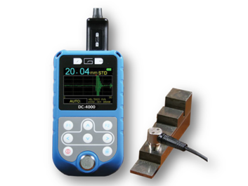 NDT Thickness Gauge