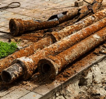 Detect Corrosion in Pipes
