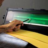 Gamma radiography enhanced by digital technology