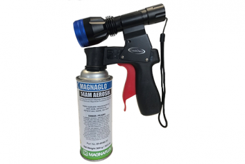 Spray can holder